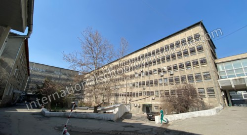 international school of medicine bishkek